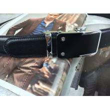 Ratchet Leather Straps for Men (HC-150304)