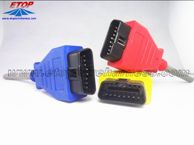 Connettore OBD femmina a 16 pin