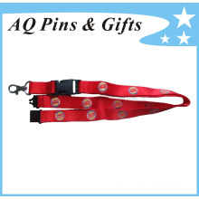 Custom Lanyard with Retractable Buckle