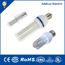 Iluminação do diodo emissor de luz do UL UL E22 E27 SMD do Ce 3W-20W