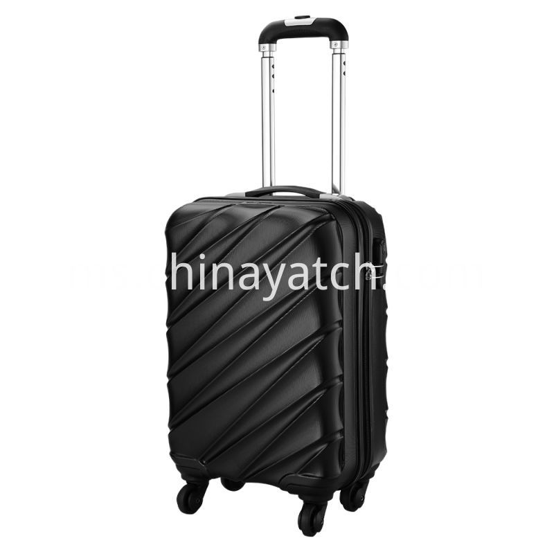 eco-friendly-hard-shell-cabin-bag black