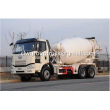 Camión mezclador de concreto FAW 6X4 10m3