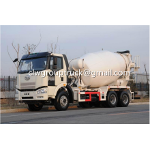 FAW 6X4 10m3 Concrete Mixer Truck