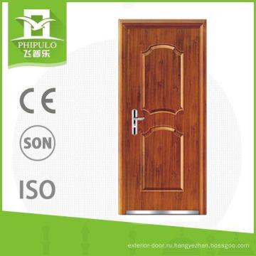 главная интерьер металлические двери цвета
