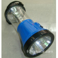 solar camping lantern with torch