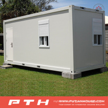 Modern Prefabricated Container House for Luxury Office Building