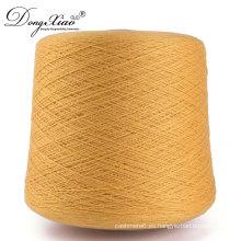 Cono profesional del hilado de lana merino del fabricante 2 / 26Nm el 100% para hacer punto