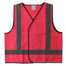 Hot Selling 100% Ployester Reflective Safety Vest