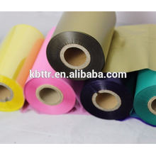 Cab 4+ TSC TEC printer thermal transfer colorful ribbon