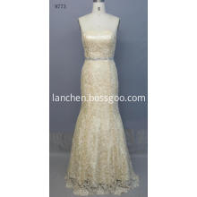 Sweetheart Evening Wedding Dresses