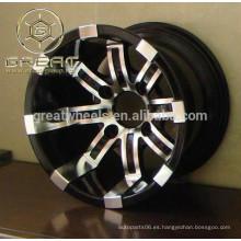 Venta caliente ATV Ruedas de aleación, ruedas tubeless