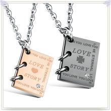 Мода ожерелье из нержавеющей стали ювелирные изделия моды ожерелье (NK725)