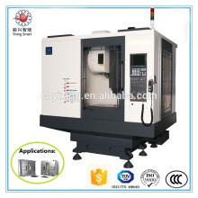 Centre de usinage rotatoire automatique universel de haute qualité de 3 axes de Vmc850 mini CNC pour des ventes
