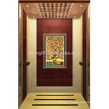 ISO 9001 aprobó pequeños ascensores caseros del fabricante en China