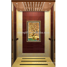 ISO 9001 approved home small elevators from the manufacturer in china