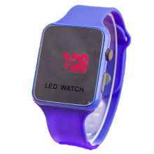 2016 Fashionable Cheaper Waterproof LED Watch
