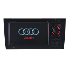 Android 5.1/1.6 GHz Car DVD Player for Audi A6/S6 DVD GPS Navigation