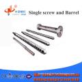 bimetallic no Minimum extruder screw barrel for PE, PP
