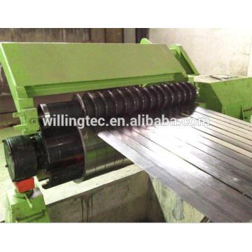 Mading em China Bobina de aço laminada a frio Máquina de corte simples