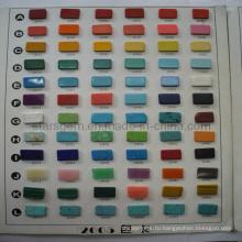 Бирюзовая диаграмма цвета