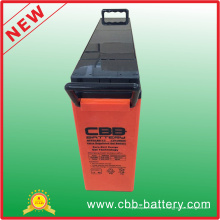 SLA Gel Front Terminal Batterie / Spécial pour l'utilisation solaire / Long Cycle Life / Excellent Performance 12V180ah