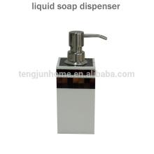 Venda quente Penshell líquido dispensador de sabão de mão para acessório do banheiro
