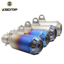 Wholesale Universal Motorcycle Muffler Flexible Exhaust System Muffler Pipe Exhaust