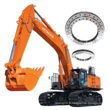 Roulement à billes tournant pour Hitachi Excavator Ex220