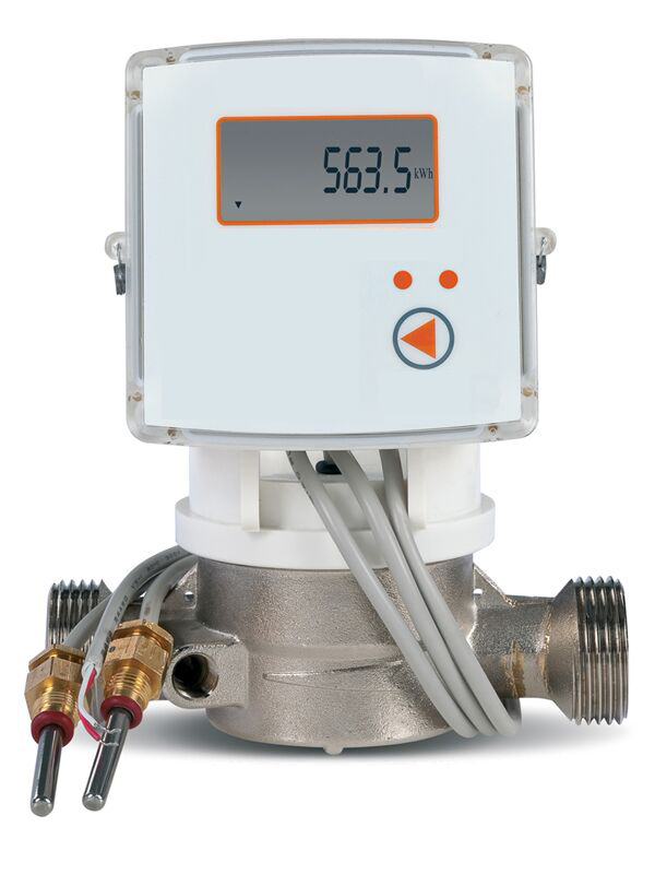 DN20 mechanical heat meter with M-BUS