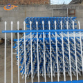 PVC PAINTING Wrought Iron Fence Parts Producer