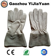 Top Grade Goat Leather Protective TIG Welding Hand Gloves