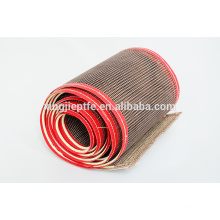 PTFE coated fiberglass fabric open mesh belt
