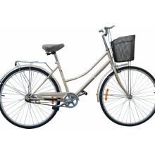 Todo o frame de aço da bicicleta da estrada dos tamanhos