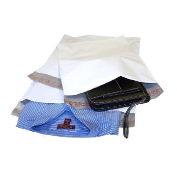 White Poly Bag Used for Garment Packing