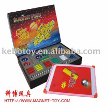 Magnetic sticks with book KB-320A Educational toys