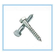 Uni 704 Hex Head Wood Screw