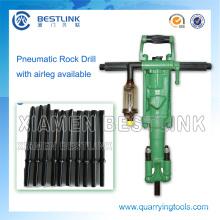 Mini perforadora del compresor de aire de Xiamen Bestlink para extraer