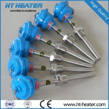 Sensor de termopar de parafuso de aço inoxidável