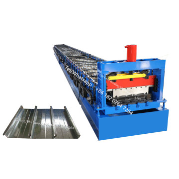 Closed+Type+Galvanized+Floor+Deck+Roll+Forming+Machine