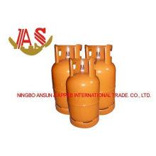 Cylindre de gaz de LPG et réservoir de gaz en acier pour camper en Afrique (12.5kgc)