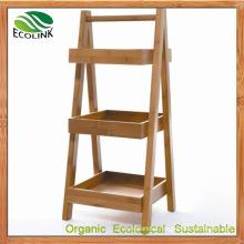 Bamboo Storage Shelf Racks Bamboo Bathroom Rack