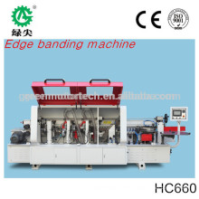 New automatic manual edge banding machine with CE certification for sale