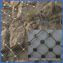 Red de la cuerda de la espiral de la protección de la cuesta (CT-11)