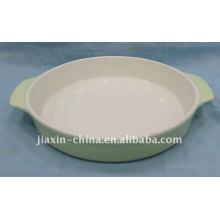 placa de horno de cerámica