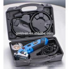 54.8mm 400W mini máquina de corte de la función multi eléctrico de la energía pequeña de mano de la sierra circular
