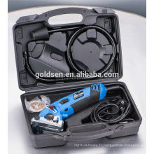 54.8mm 400W Multi Function Mini Cutting Machine Electric Power Petite scie circulaire à main