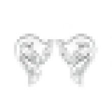 Boucles d'oreilles en forme de renard simple mode pour femme