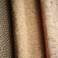 Printing Cork Design Soft Leather for Yoga Mat