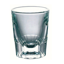 2oz / 6cl / 60ml Vidrio del tirador del vidrio de tiro
