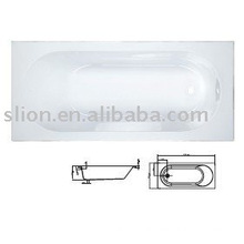 freestanding acrylic bathtub,custom bathtubs,simple acrylic bathtub